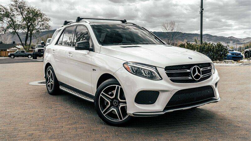 2017 Mercedes-Benz GLE for sale at MUSCLE MOTORS AUTO SALES INC in Reno NV