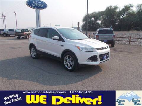 2013 Ford Escape for sale at QUALITY MOTORS in Salmon ID