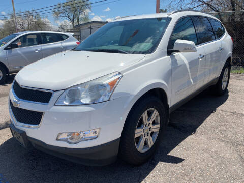 2011 Chevrolet Traverse for sale at Nations Auto Inc. II in Denver CO
