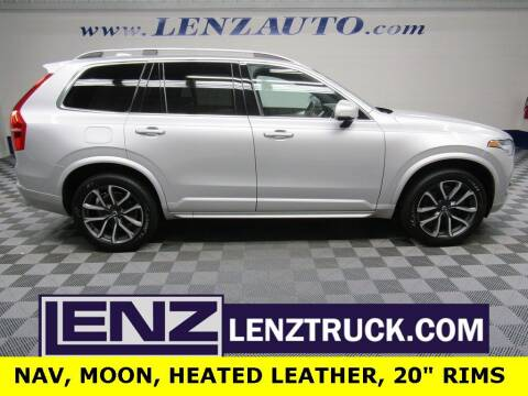 2018 Volvo XC90 for sale at LENZ TRUCK CENTER in Fond Du Lac WI