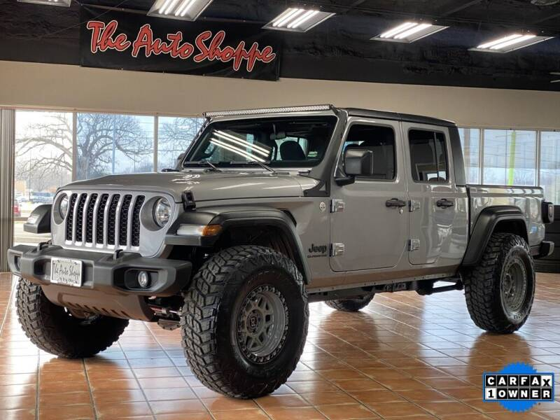 2020 Jeep Gladiator for sale at The Auto Shoppe in Springfield MO