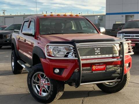 2015 Toyota Tacoma for sale at Rocky Mountain Commercial Trucks in Casper WY