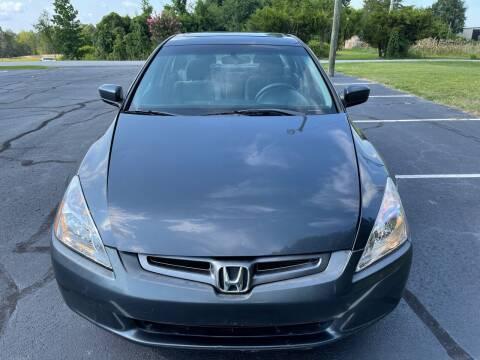2004 Honda Accord for sale at SHAN MOTORS, INC. in Thomasville NC