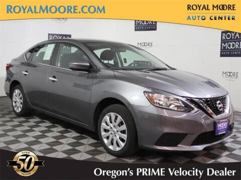 2019 Nissan Sentra for sale at Royal Moore Custom Finance in Hillsboro OR