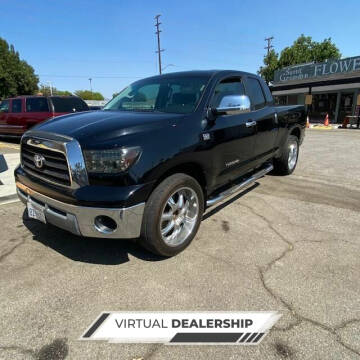 2008 Toyota Tundra for sale at ZOOM CARS LLC in Sylmar CA