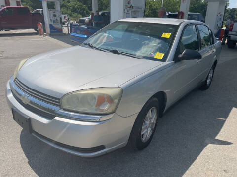 2004 Chevrolet Malibu for sale at Trocci's Auto Sales in West Pittsburg PA