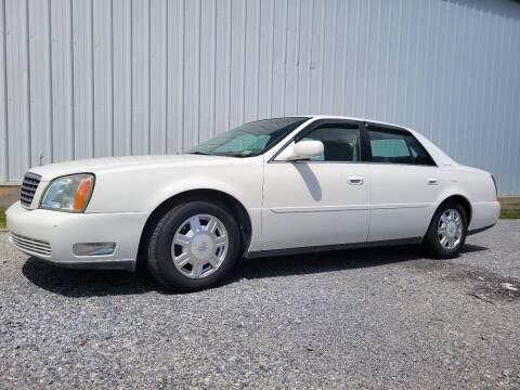 2004 Cadillac DeVille for sale at Precision Glass, Inc. in Christiansburg VA