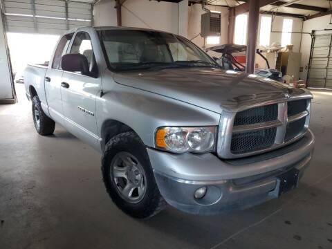 2003 Dodge Ram Pickup 1500 for sale at PYRAMID MOTORS in Pueblo CO