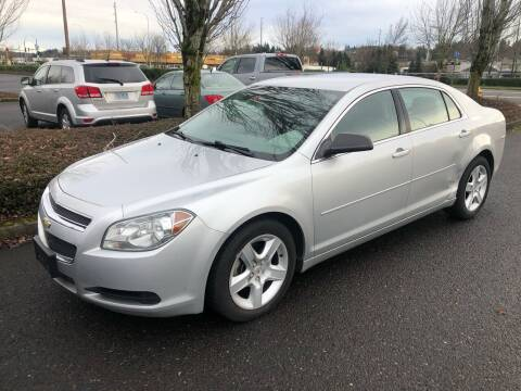 2011 Chevrolet Malibu for sale at Blue Line Auto Group in Portland OR