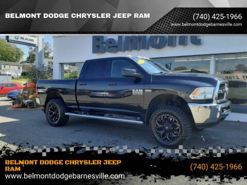 2016 RAM Ram Pickup 2500 for sale at BELMONT DODGE CHRYSLER JEEP RAM in Barnesville OH