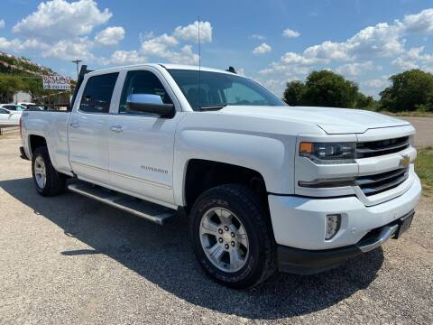 2016 Chevrolet Silverado 1500 for sale at Collins Auto Sales in Waco TX