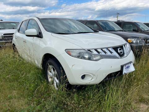 2010 Nissan Murano for sale at Alan Browne Chevy in Genoa IL