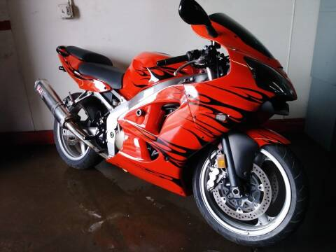 2007 Kawasaki Ninja ZX-6R for sale at Gold Class Motors Inc in Parma OH