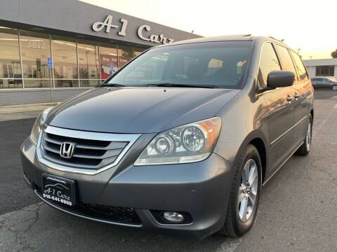 2010 Honda Odyssey for sale at A1 Carz, Inc in Sacramento CA