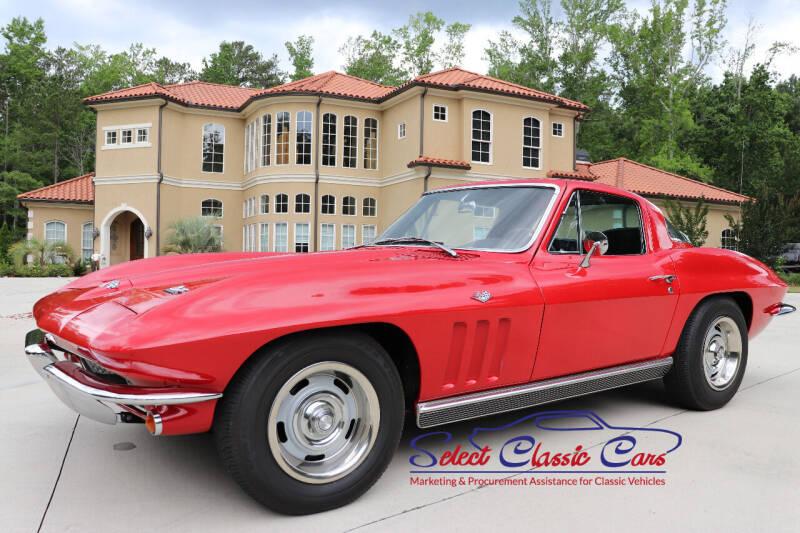 1966 Chevrolet Corvette for sale at SelectClassicCars.com in Hiram GA