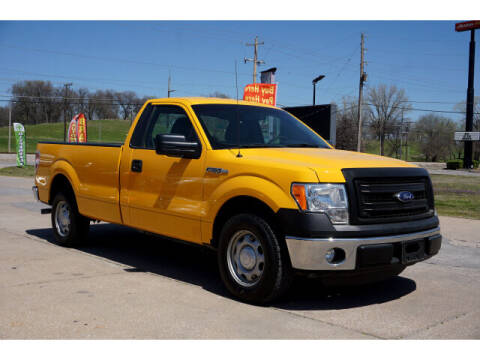2014 Ford F-150 for sale at Sand Springs Auto Source in Sand Springs OK