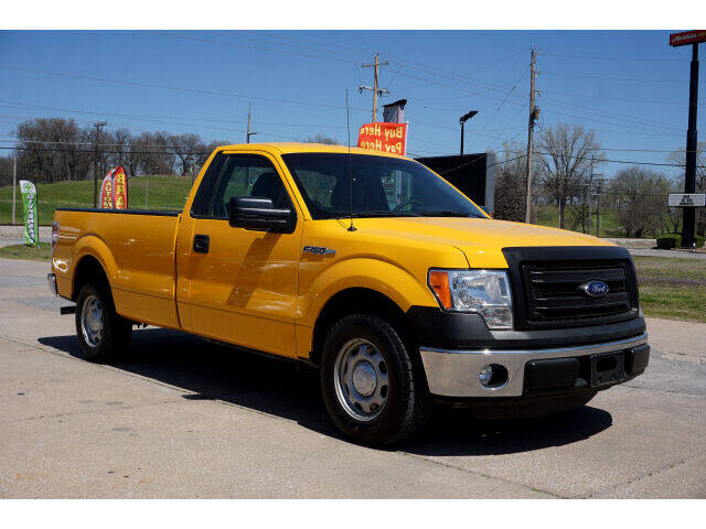 2014 Ford F-150 for sale in Sand Springs, OK