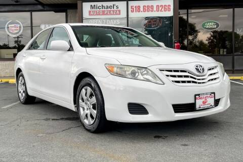 2011 Toyota Camry for sale at Michaels Auto Plaza in East Greenbush NY