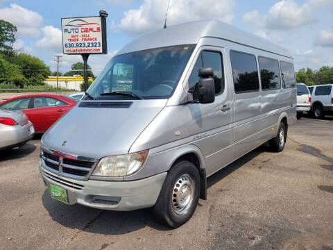 2006 Dodge Sprinter Passenger for sale at Auto Deals in Roselle IL