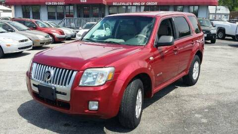 2008 Mercury Mariner for sale at JC Auto Sales in Belleville IL