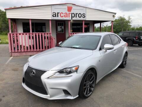 2014 Lexus IS 250 for sale at Arkansas Car Pros in Cabot AR