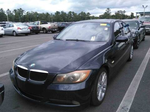 2006 BMW 3 Series for sale at DAVINA AUTO SALES in Orlando FL