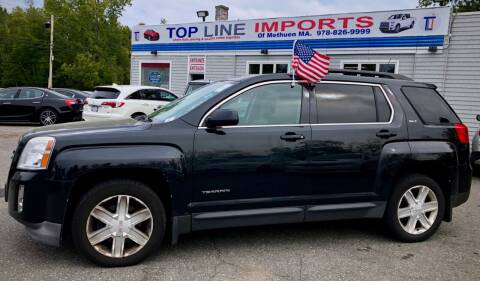 2012 GMC Terrain for sale at Top Line Import of Methuen in Methuen MA
