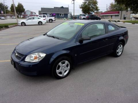 2008 Chevrolet Cobalt for sale at Ideal Auto Sales, Inc. in Waukesha WI