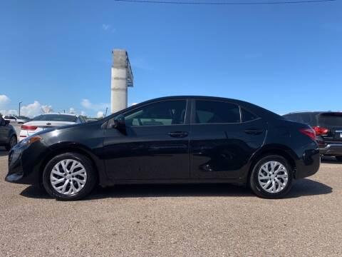 2019 Toyota Corolla for sale at Primetime Auto in Corpus Christi TX