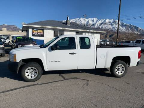 2012 Chevrolet Silverado 1500 for sale at Street Dreams LLC in Orem UT