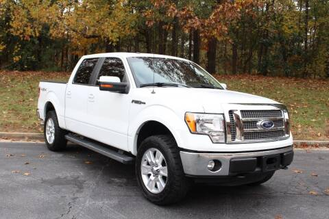 2012 Ford F-150 for sale at El Patron Trucks in Norcross GA