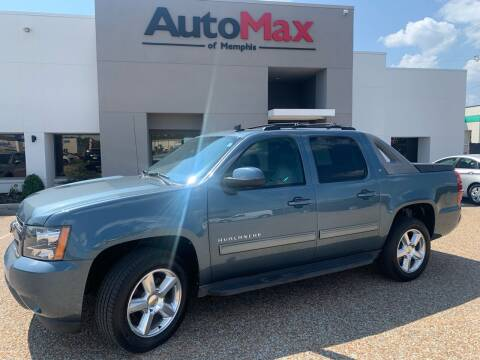 2011 Chevrolet Avalanche for sale at AutoMax of Memphis - Ralph Hawkins in Memphis TN