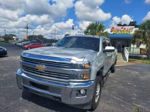 2018 Chevrolet Silverado 2500HD for sale at Sun Coast City Auto Sales in Mobile AL
