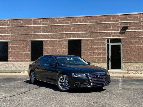 2012 Audi A8 L for sale at A To Z Autosports LLC in Madison WI