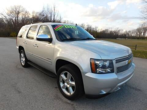 2013 Chevrolet Tahoe for sale at Lot 31 Auto Sales in Kenosha WI
