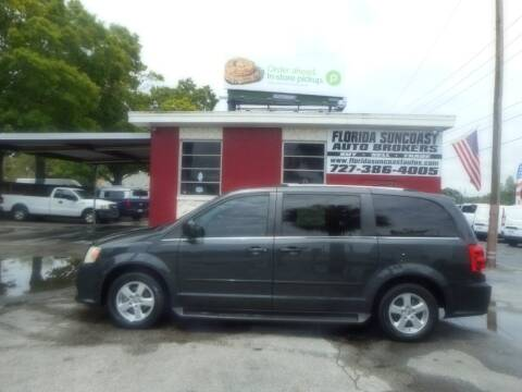 2011 Dodge Grand Caravan for sale at Florida Suncoast Auto Brokers in Palm Harbor FL