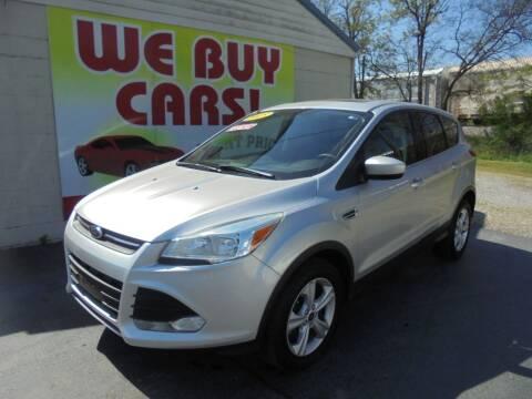 2015 Ford Escape for sale at Right Price Auto Sales in Murfreesboro TN