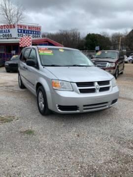 2008 Dodge Grand Caravan for sale at Twin Motors in Austin TX