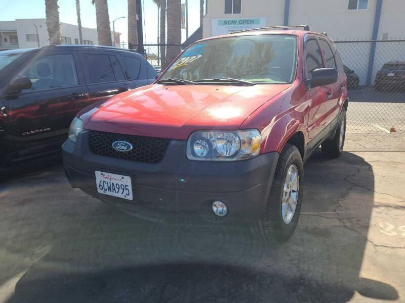 2007 Ford Escape for sale at ANYTIME 2BUY AUTO LLC in Oceanside CA