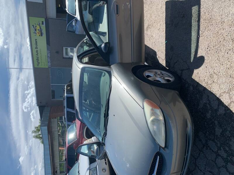 2003 Ford Taurus for sale at Highbid Auto Sales & Service in Arvada CO