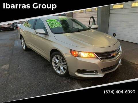 2014 Chevrolet Impala for sale at Ibarras Group - IBARRAS AUTO SALES GROUP STATE RD in South Bend IN