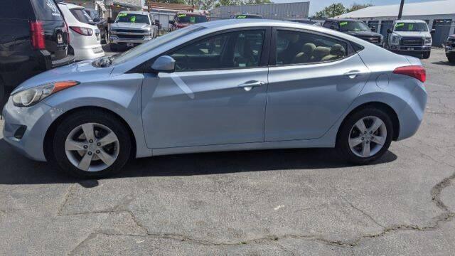 2011 Hyundai Elantra for sale at Alvarez Auto Sales in Kennewick WA