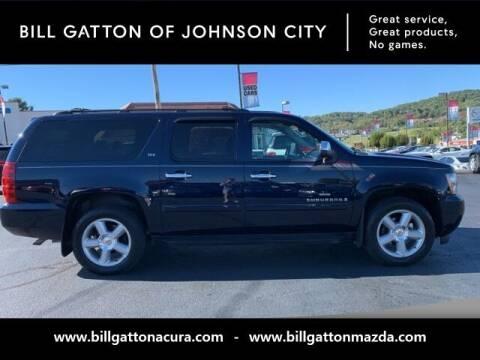 2008 Chevrolet Suburban for sale at Bill Gatton Used Cars - BILL GATTON ACURA MAZDA in Johnson City TN