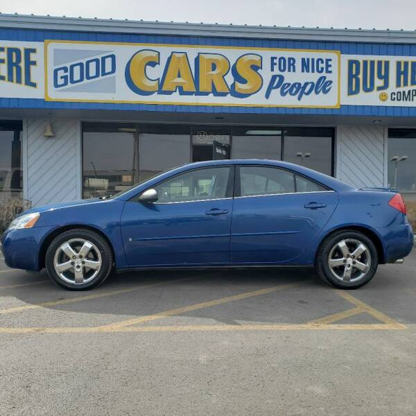 2006 Pontiac G6 for sale at Good Cars 4 Nice People in Omaha NE
