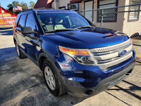 2012 Ford Explorer for sale at Advance Import in Tampa FL