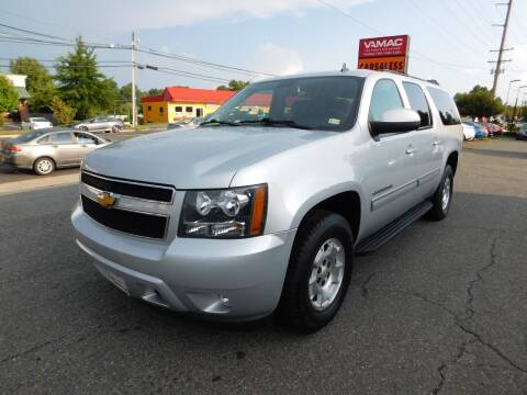 2014 Chevrolet Suburban for sale at Cars 4 Less in Manassas VA