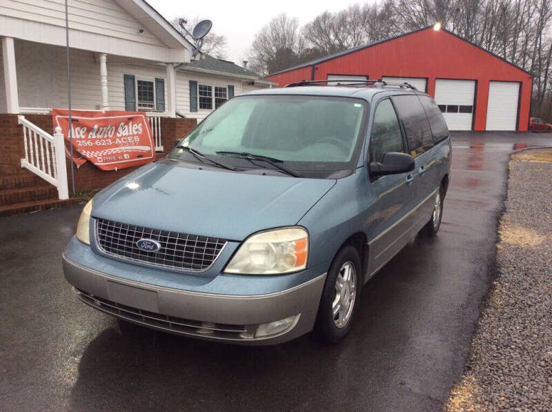2004 Ford Freestar for sale at Ace Auto Sales - $800 DOWN PAYMENTS in Fyffe AL