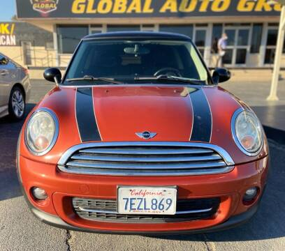 2011 MINI Cooper for sale at Global Auto Group in Fontana CA