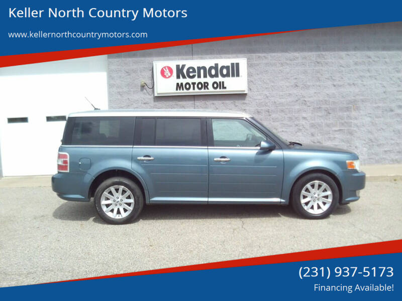 2010 Ford Flex for sale at Keller North Country Motors in Howard City MI