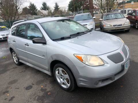 2007 Pontiac Vibe for sale at Blue Line Auto Group in Portland OR